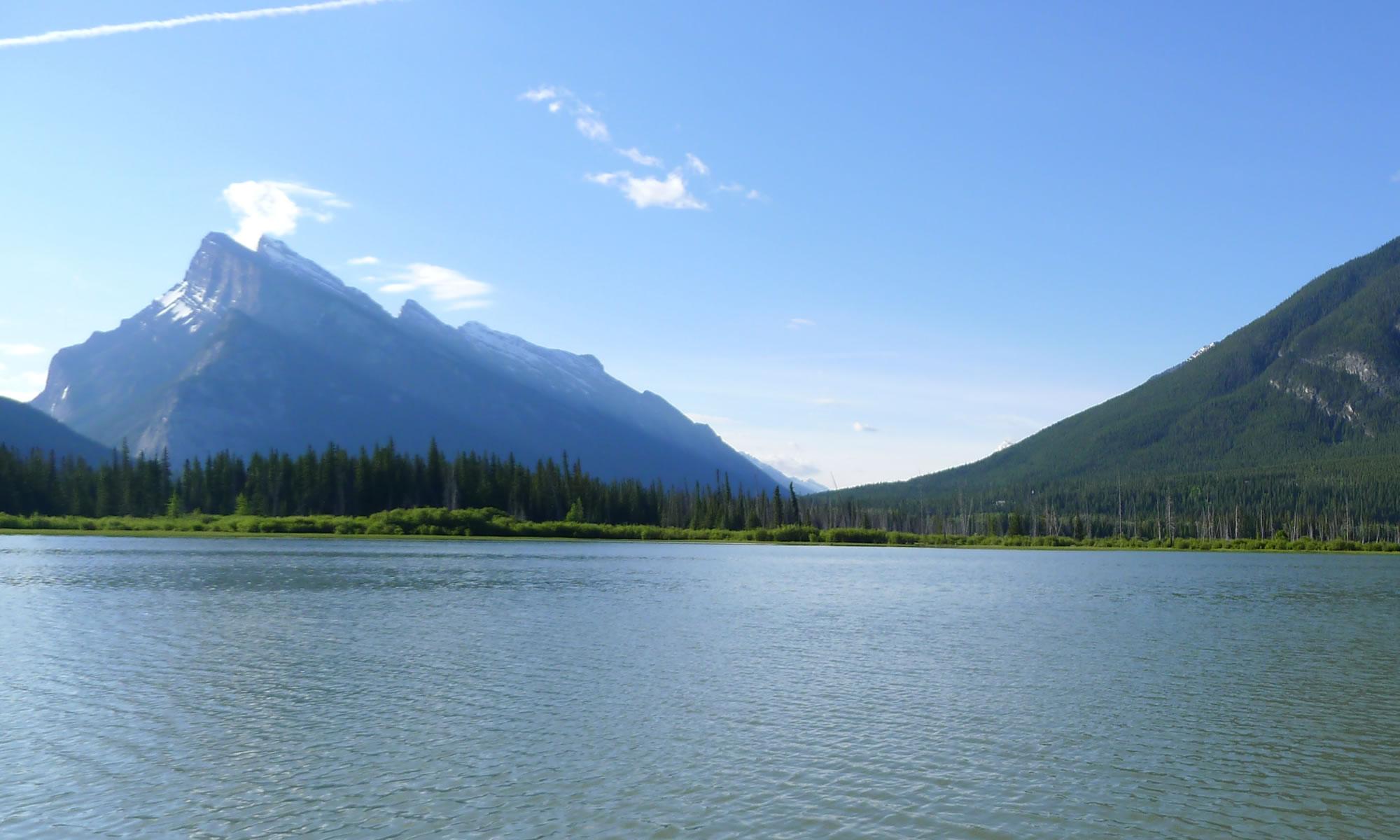 Digital Banff - Banff, Alberta, Canada